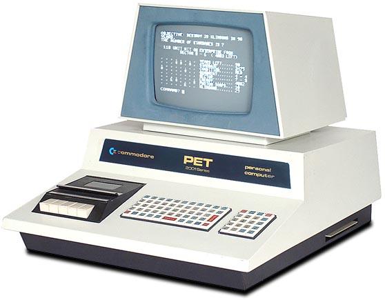 История на CAD софтуера - част 2. Pet2001